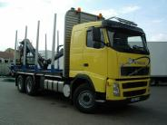 Timber-carrier