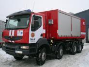 Fire-rescue cars and tip